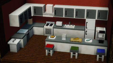 minecraft kitchen furniture mrcrayfish s furniture mod v4 1 the outdoor update updated 9 1 2017 minecraft mods