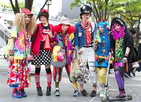 article harajuku street style is dead long live uniqlo