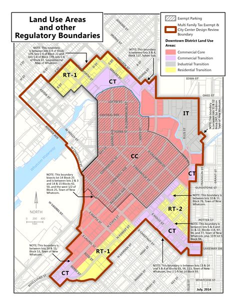 whatcom county zoning map bellingham s business district to be expanded on september