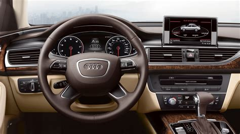 AutomotiveTimes.com   2014 Audi A6 Review