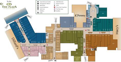 mall directory fayette mall