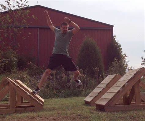 backyard parkour 32 best adult obstacle course images on pinterest