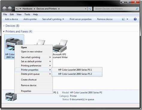 Reset All Printers Windows 7 | how to use group policy to restore missing second printer