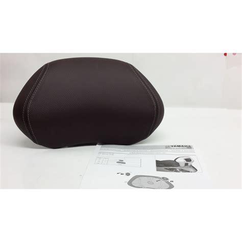 cuscino moto cuscino per schienale x max 125 250 marrone 37p w0773 10 00
