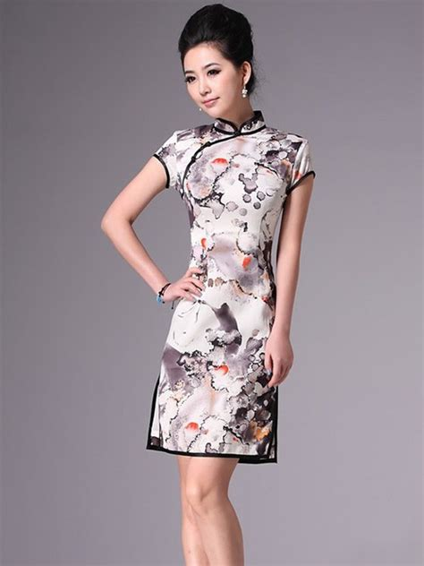 traditional chinese cheongsam dresses qipao cheongsam chinese traditional dress