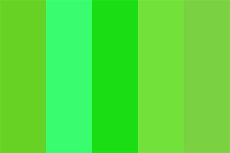 puke green color puke nightmare color palette