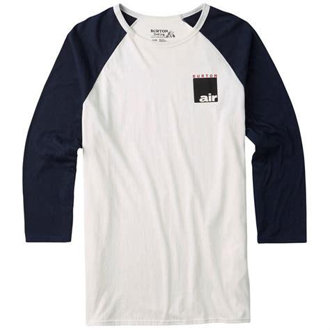 Raglan Air burton air raglan t shirt evo