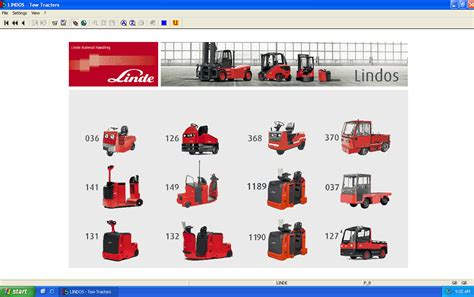 Spare Part Xenia 2014 linde fork lift truck 2014 parts manual