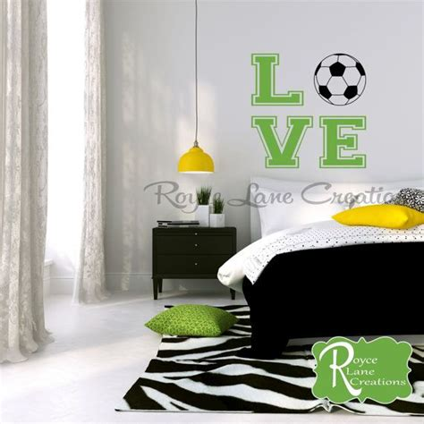 soccer bedrooms for girls soccer ball soccer wall decal for girls room teen girl bedroom teen r