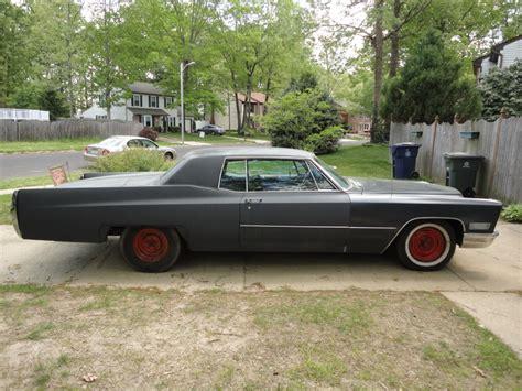 67 Cadillac Coupe For Sale For Sale 1967 Cadillac Coupe Cobalt Ss Network