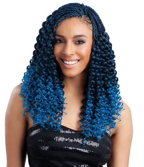 pre braided hair freetress braid bulk pre curled bohemian crochet braid
