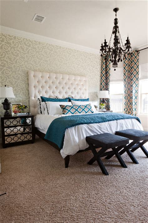 Bedroom L Height by Remodelaholic Your Guide To Headboard Sizes