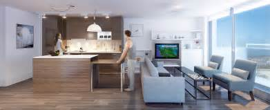 Kitchen Island With Pull Out Table Making The Most Out Of Small Apartments Using
