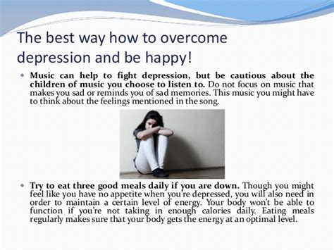 happy l for depression depression how to overcome