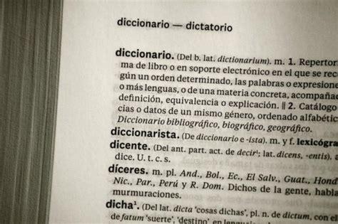 imagenes en ingles con significado en español la rae presenta la renovada edici 243 n de su nuevo