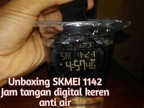 Jam Tangan Skmei 1142 Arloji Skmei 1142 Original Skmei 1142 unboxing jam tangan digital keren murah skmei 1142