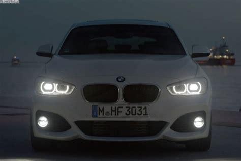 Bmw 1er Facelift Vergleich by Video Vergleich Bmw 1er F20 Vor Und Nach Dem Facelift 2015