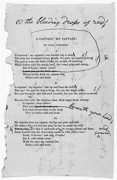 O Captain My Captain Essay by 17 Best Images About On Writing On George Orwell Walt Whitman And Marcel Proust