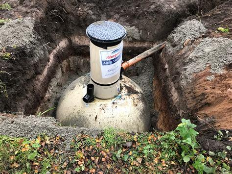 septic tank replacement  system  repair