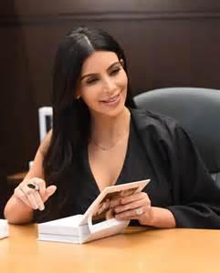 kim kardashian book selfish kim kardashian selfish book signing 24 gotceleb