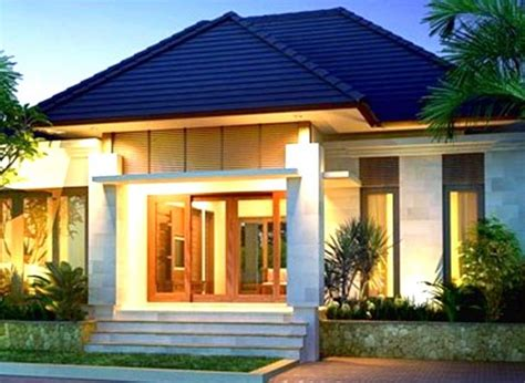 Desain Teras Rumah Mewah