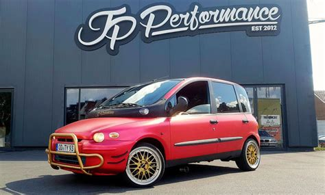 fiat multipla tuning fiat multipla tuning amazing photo gallery some