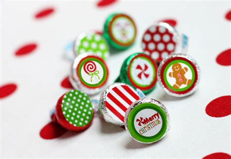 printable stickers for hershey kisses amanda s parties to go freebie christmas hershey s kiss