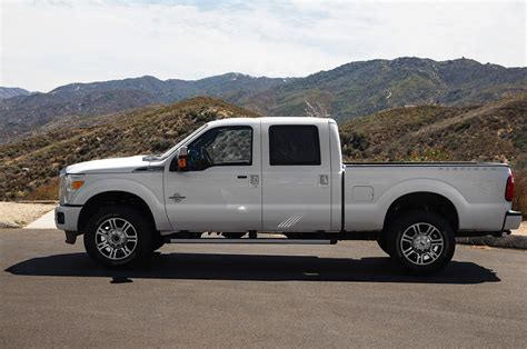 2013 ford f 350 2013 ford f 350 duty platinum 4x4 test truck