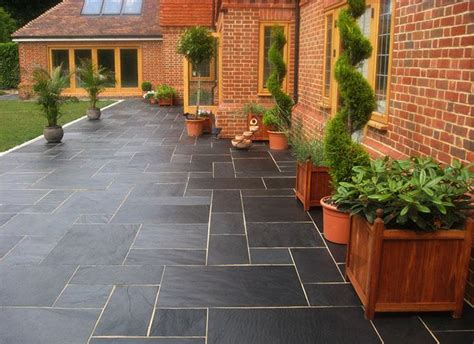 Outside Patio Tile by Wellington Tile Warehouse Contact 01823 667242 Or Info