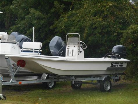 skiff j16 carolina skiff j16 boats for sale