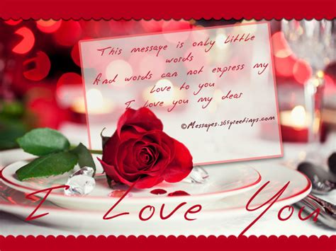 romantic messages for him messages greetings and wishes