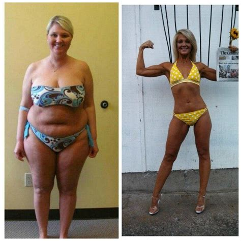 female 50 yr old body makeover amazing body transformation woman loses 70 lbs at 40 top