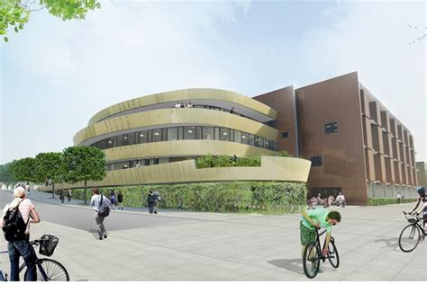 morgan sindall lands  cambridge labs project