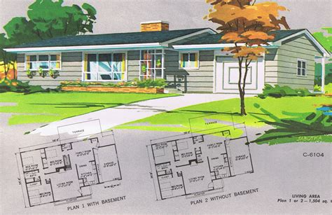 mid century ranch house plans mid century modern ranch house plans c 1960 mid century california luxamcc
