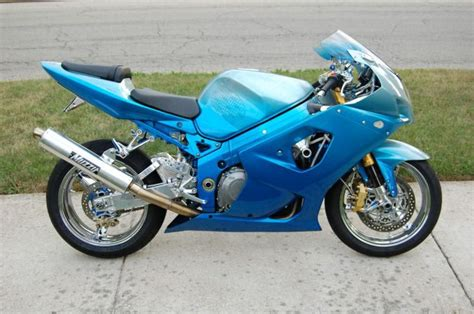 Suzuki Paint 2004 Suzuki Gsx R 1000 W Extras Custom Paint For Sale