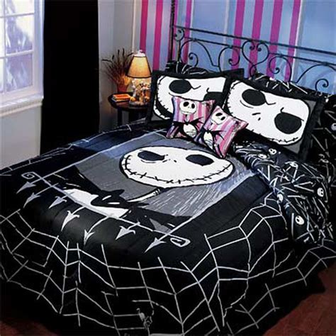 jack skellington bedding very rare nightmare before christmas twin comforter