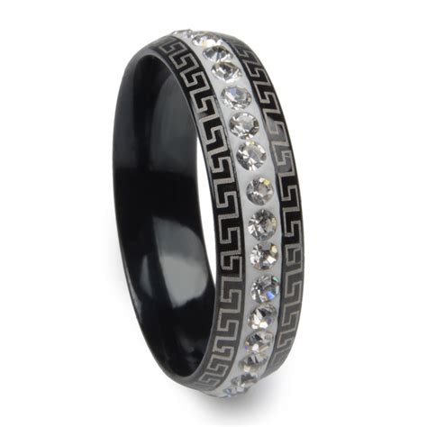 compare prices on hematite engagement rings