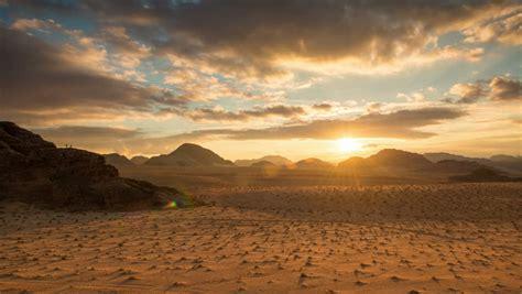 desert sunset flight stock footage video