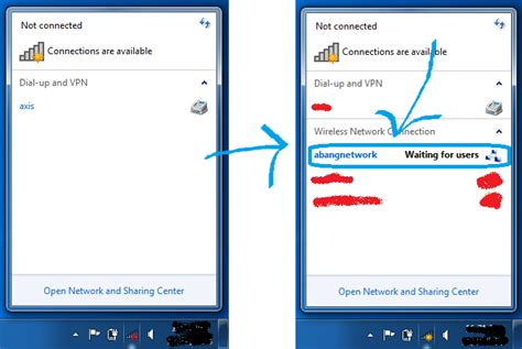 membuat jaringan wifi kencang cara membuat jaringan wifi ad hoc di windows 7 abang network