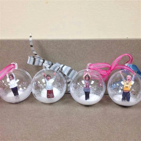 Handmade Photo Ornaments - 26 adorable handmade ornaments pretty my