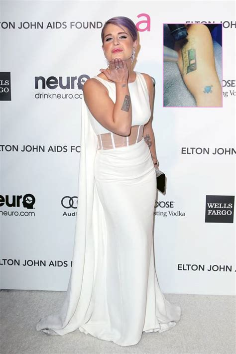kelly osbourne tattoos removed who ve gotten tattoos removed or covered up why