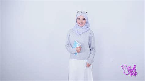 tutorial hijab hamidah rachmayanti foto penilan stylish hijabers cantik asal bogor