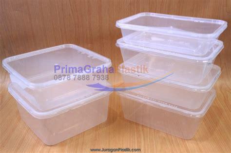 Thinwall Food Container Makanan Kotak Makan 1000ml 50pcs crp kotak plastik 1000 ml microwaveable freezer stock ready home