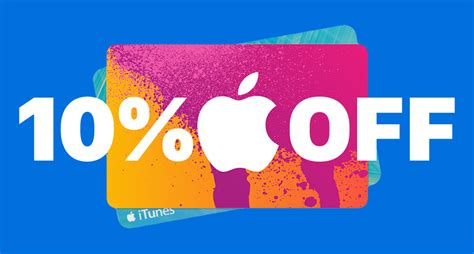 Itunes Gift Cards For Cheap - all itunes gift cards available at 10 discount including a 3 pack limited time deal