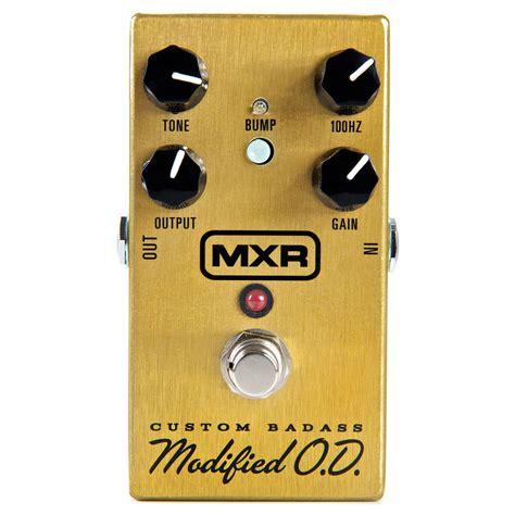Mxr M77 Custom Badass Modified O D mxr m77 custom badass modified o d pedal de efectos
