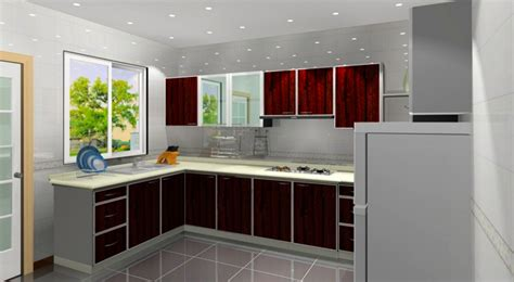 statement    modular kitchen designs