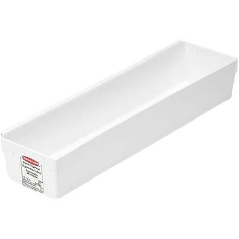 rubbermaid white drawer organizer rubbermaid plastic drawer organizer white london drugs