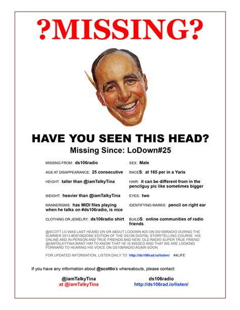 funny missing person poster bing images