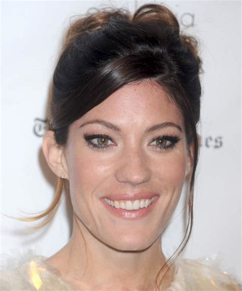 can women with small forheads wear bangs jennifer carpenter hairstyles in 2018