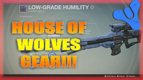 humility house low grade humility house of wolves expansion ii legen doovi